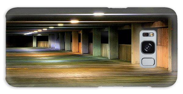 Illuminated Parking Galaxy Case