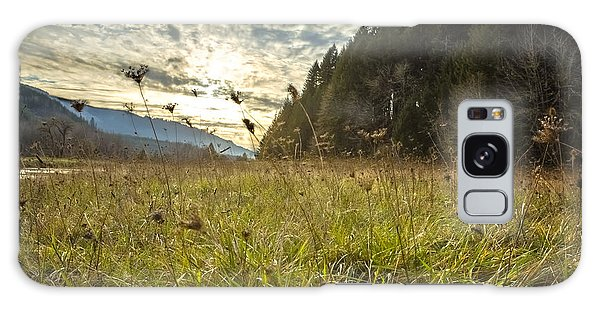 Galaxy Case featuring the photograph Illumination by Belinda Greb