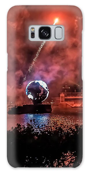 Illuminations Galaxy Case by Sara Frank