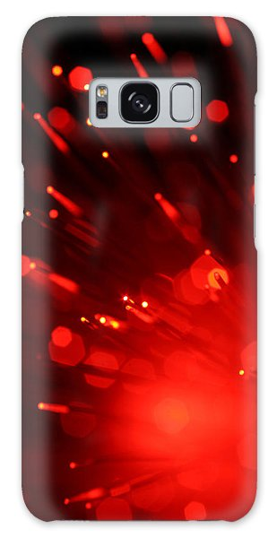 I'm Burning For You Galaxy Case