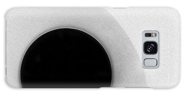 Round Galaxy Case - Imageless Mirror by Gilbert Claes
