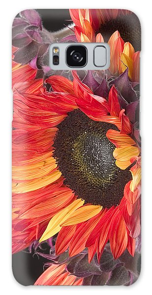 Imagination - Sunflower 01 Galaxy Case