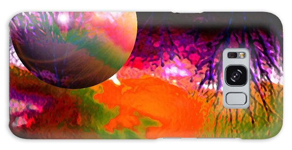 Imagination Gone Wild Galaxy Case by Gayle Price Thomas