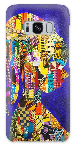 Imani Galaxy Case by Apanaki Temitayo M