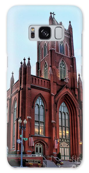 Immaculate Conception Church Galaxy Case