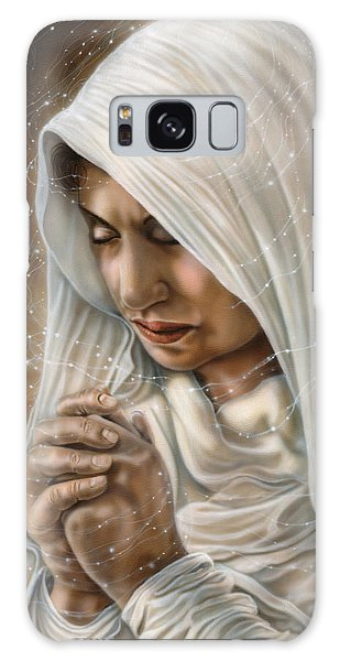 Immaculate Conception - Mothers Joy Galaxy Case