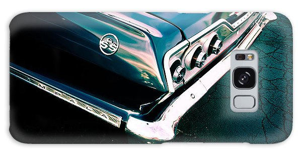 Impala On Asphalt Galaxy Case by Off The Beaten Path Photography - Andrew Alexander