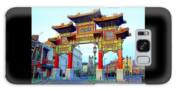 Imperial Chinese Arch Liverpool Uk Galaxy Case