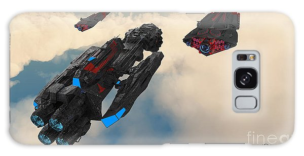 Imperial Fleet Launch Galaxy Case