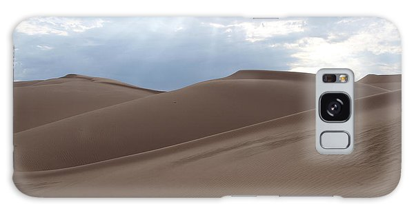 Imperial Sand Dunes Southern California Galaxy Case