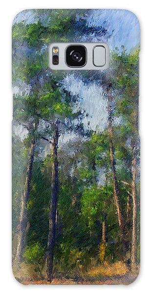 Impression Trees Galaxy Case
