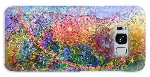 Impressionist Dreams 1 Galaxy Case