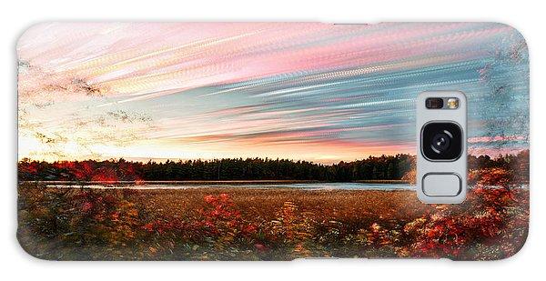 Impressionistic Autumn Galaxy Case