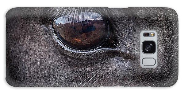 In A Horse's Eye Galaxy Case