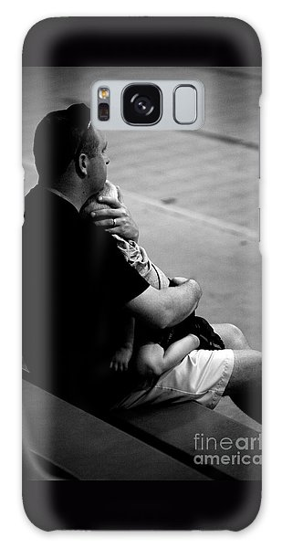 In Daddy's Arms Galaxy Case