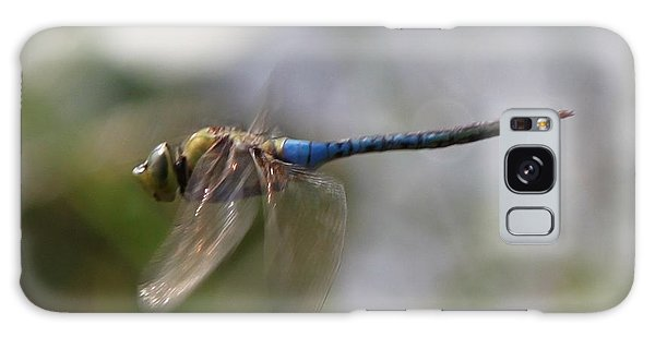 Dragonfly In Flight  Galaxy Case