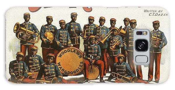 Trombone Galaxy Case - In Old Kentucky by Aged Pixel