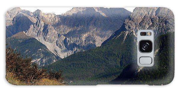 In The Alps Galaxy Case