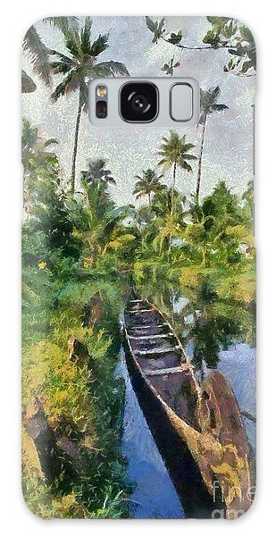 In The Backwaters Of Kerala Galaxy Case