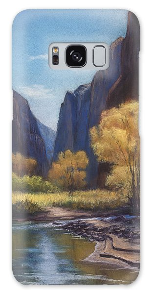 In The Bend Zion Canyon Galaxy Case