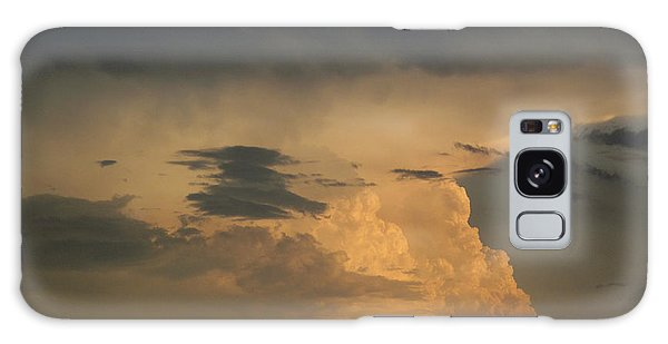In The Cloud 2  Galaxy Case by Lyle Crump