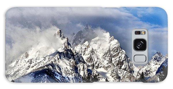 Teton Range Galaxy Case - The Teton Range by Dan Sproul