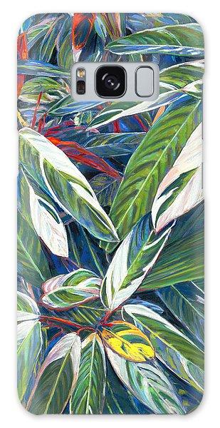 Stromanthe Sanguinea Galaxy Case
