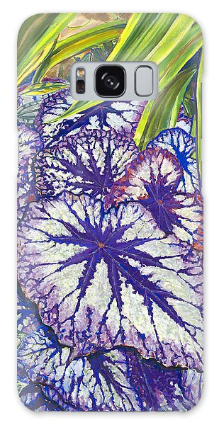In The Conservatory-7th Center-violet Galaxy Case