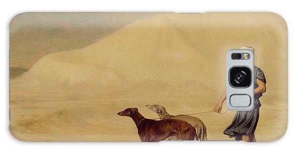 Turban Galaxy Case - In The Desert by Jean Leon Gerome
