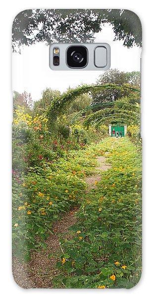 In The Garden  Galaxy Case