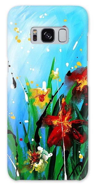 In The Garden Galaxy Case by Kume Bryant