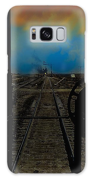 In The Hole  Texas Panhandle Galaxy Case by J Griff Griffin