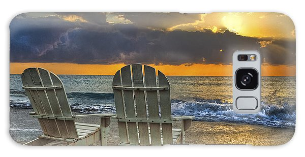 Sand Dunes Galaxy Case - In The Spotlight by Debra and Dave Vanderlaan
