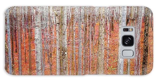 In The Sticks Galaxy Case by April Reppucci