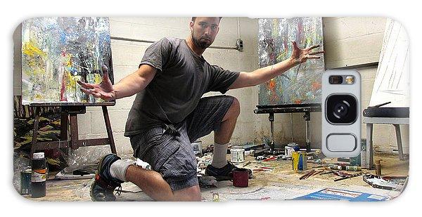 In The Studio Galaxy Case
