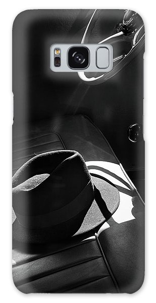 Vintage Cars Galaxy Case - In The Sun by Barbara Read