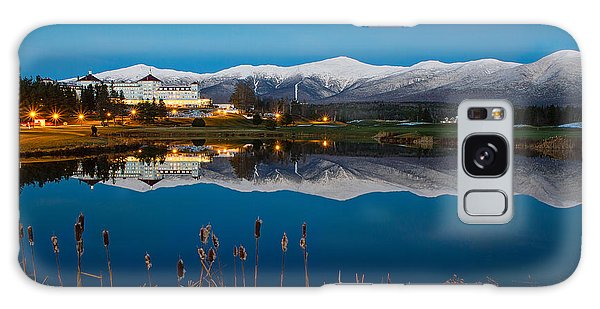 In The White Mountains Galaxy Case