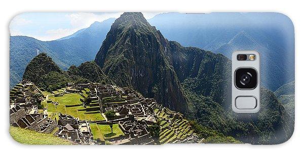 Inca City Machu Picchu Galaxy Case