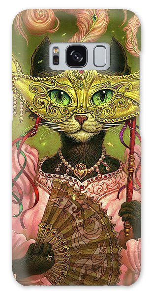 Card Galaxy S8 Case - Incatneato by Jeff Haynie