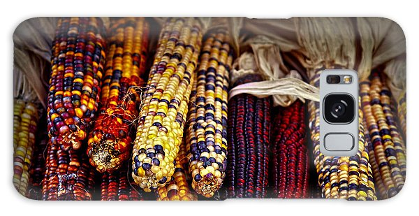 Autumn Galaxy Case - Indian Corn by Elena Elisseeva