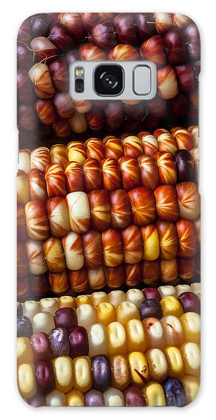 Indian Corn Harvest Time Galaxy S8 Case