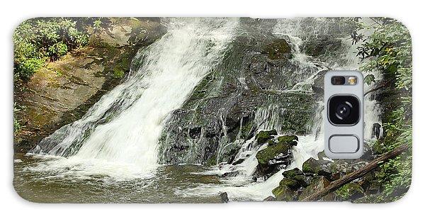 Indian Creek Falls Galaxy Case
