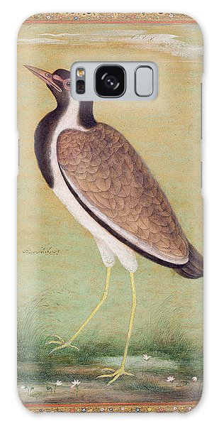 Lapwing Galaxy Case - Indian Lapwing by Mansur