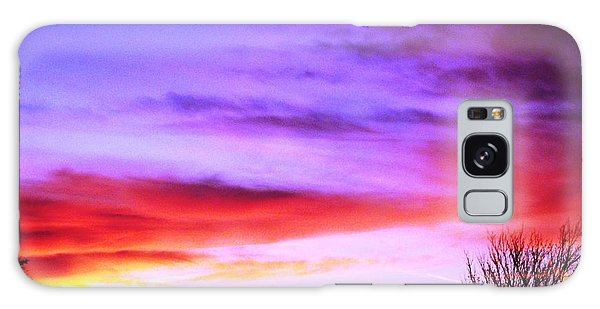 Indian Morning Sky Galaxy Case by Belinda Lee