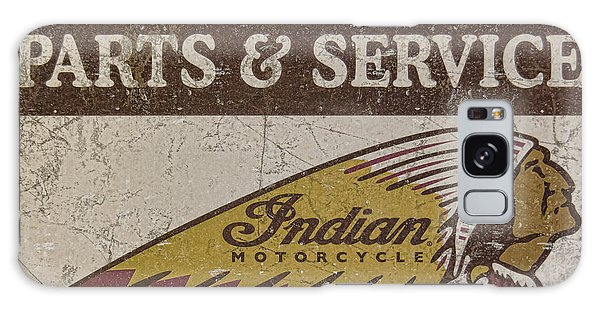 Indian Motorcycle Sign Galaxy Case