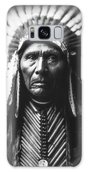 Portraits Galaxy Case - Indian Of North America Circa 1905 by Aged Pixel