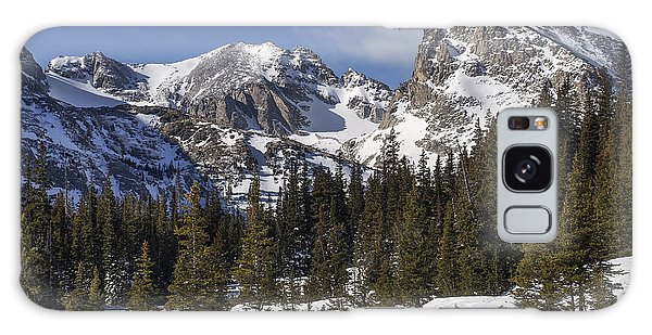 Indian Peaks Wilderness Galaxy Case - Indian Peaks by Aaron Spong