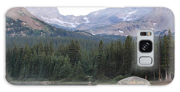 Indian Peaks Wilderness Galaxy Case - Indian Peaks by Eric Glaser