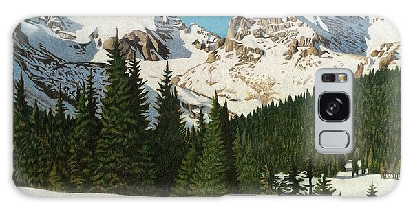 Indian Peaks Winter Galaxy Case
