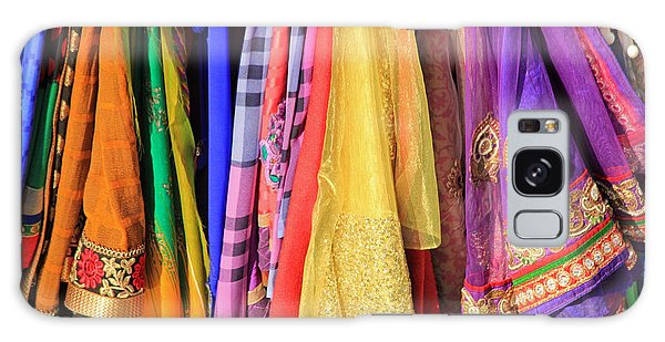Indian Sarees Galaxy Case